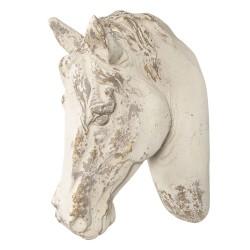 Pferdekopf für Wandmontage